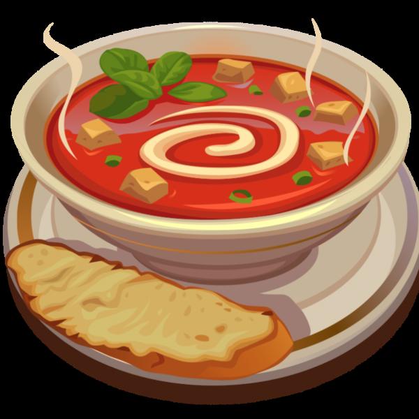 Бизнес ланч Суп